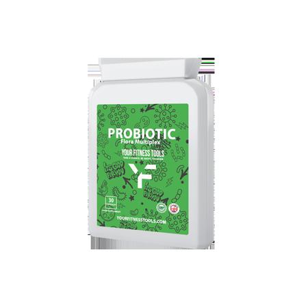 Flora Multiplex Probiotic Capsules