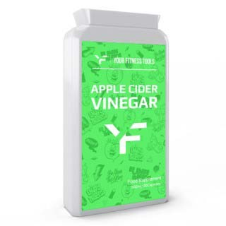 Your Fitness Tools Apple Cider Vinegar Capsules