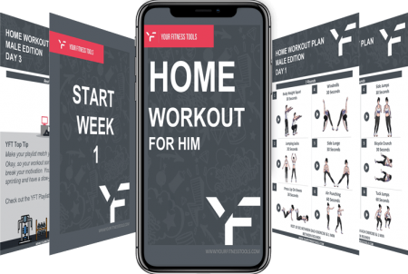 The Best Male Home Workout Plan Preview