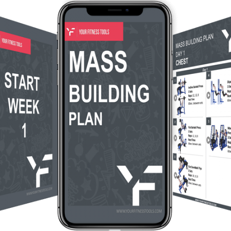 8 Week Mass Building Plan Preview